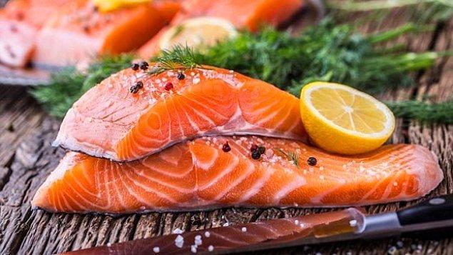 3. Yağlı balıklar