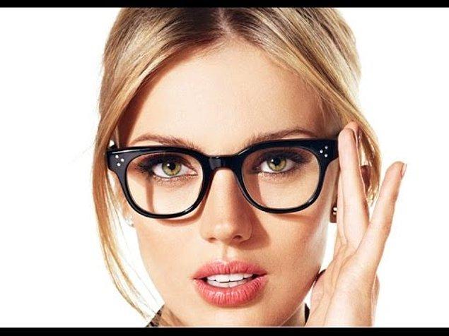 17. Gözlük takarak kendinize çifte yatırım yapın