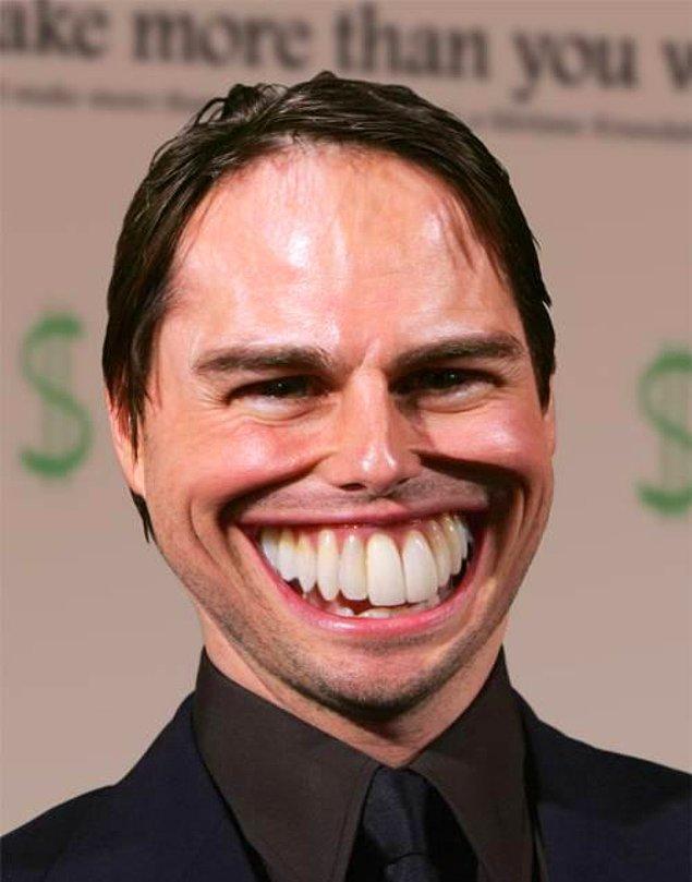 10. Düzgün dişler kilit nokta olabilir.