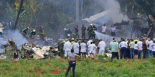 Küba'da Yolcu Uçağı Düştü: 100'den Fazla Can Kaybı