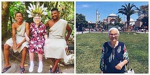 89 Yaşında Dünya Turuna Çıkan Dünya Tatlısı Baba Lena Ershova Türkiye'de!