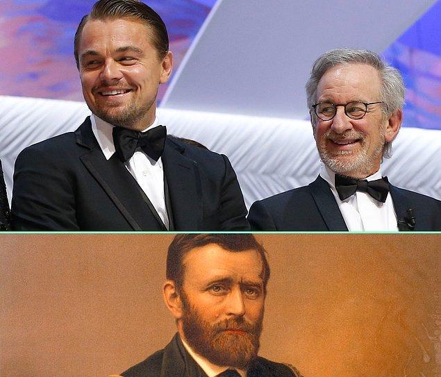 10. Steven Spielberg ve Leonardo DiCaprio, ABD'nin 18. başkanı Ulysses S. Grant'ı konu alacak biyografik film için bir araya geliyorlar.