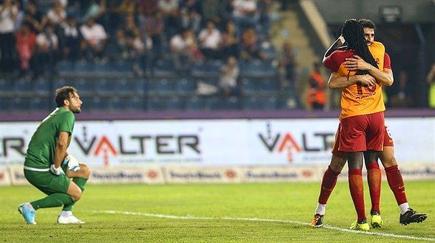 2. Hafta: Osmanlıspor 1-3 Galatasaray
