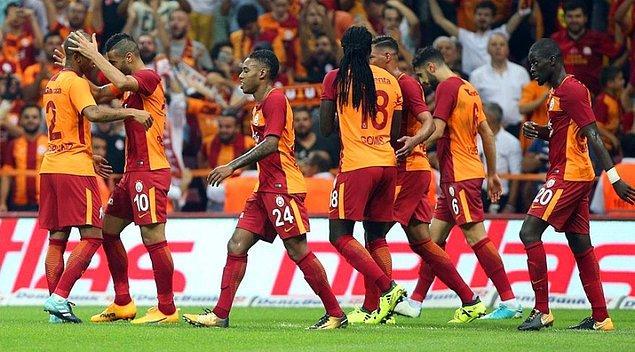 3. Hafta: Galatasaray 3-0 Sivasspor