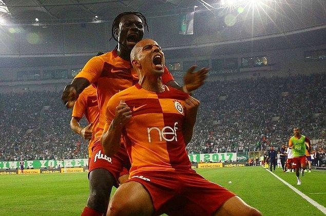6. Hafta: Bursaspor 1-2 Galatasaray