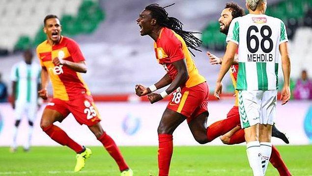 8. Hafta: Konyaspor 0-2 Galatasaray