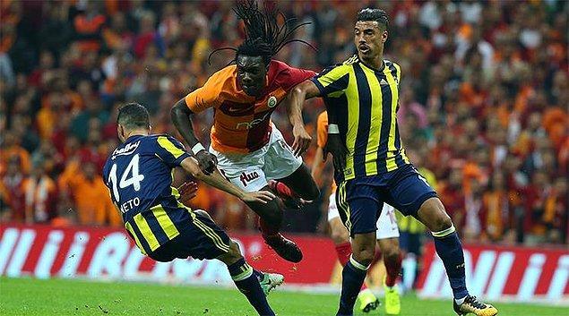 9. Hafta: Galatasaray 0-0 Fenerbahçe