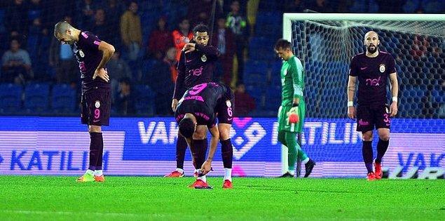 12. Hafta: Başakşehir 5-1 Galatasaray