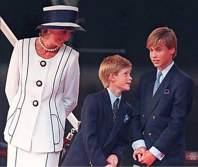 Prenses Diana ve Prens Charles'ın oğulları Harry'nin düğünü, başta İngilizler olmak üzere tüm dünyada heyecanla bekleniyordu.