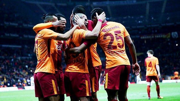 15. Hafta: Galatasaray 4-2 Akhisarspor