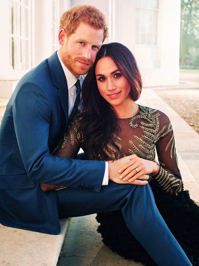 Galler Prensi Harry ve Amerikalı oyuncu Meghan Markle, bildiğiniz gibi geçtiğimiz Aralık ayında nişanlandıklarını ilan etmişler ve düğünün Mayıs ayında gerçekleşeceğini söylemişlerdi.