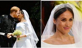 Saraya Gelin Geldi! Prens Harry ve Meghan Markle'ın Merakla Beklenen Düğünü ile İlgili Tüm Detaylar