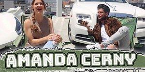 Reynmen, Amanda Cerny'e Türkçe Öğretti