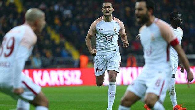 18. Hafta: Kayserispor 1-3 Galatasaray
