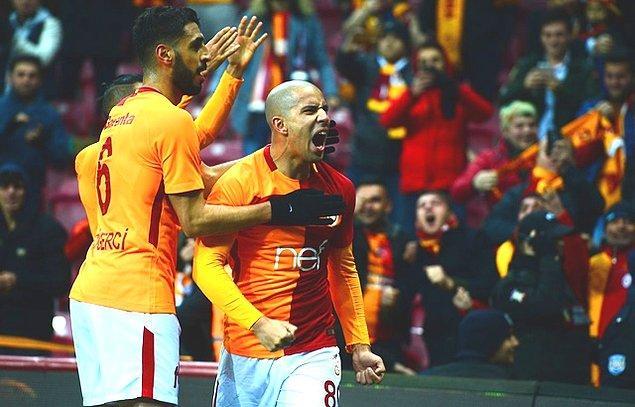 19. Hafta: Galatasaray 2-0 Osmanlıspor