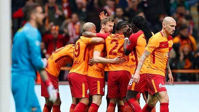 23. Hafta: Galatasaray 5-0 Bursaspor