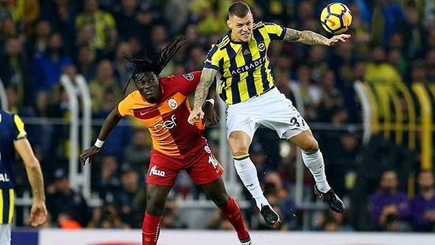 26. Hafta: Fenerbahçe 0-0 Galatasaray