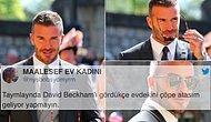 Kraliyet Düğününde Karizmasıyla Damattan Rol Çalan David Beckham'ı Överken Güldüren 16 Kişi