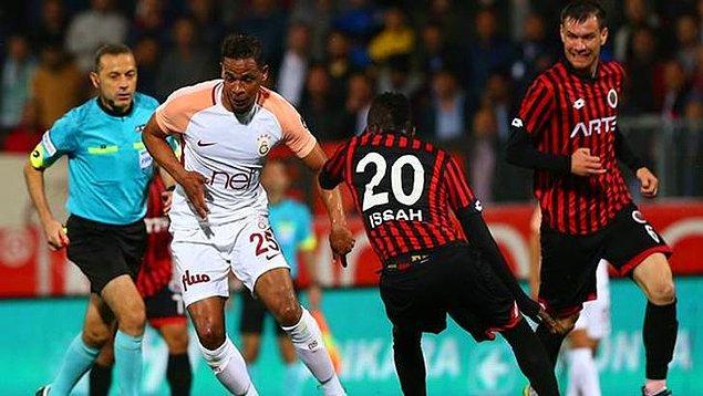 28. Hafta: Gençlerbirliği 1-0 Galatasaray
