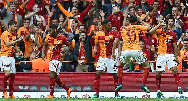 33. Hafta: Galatasaray 2-0 Yeni Malatyaspor