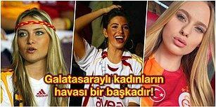 Galatasaraylı Kadın Taraftarların Adeta Dişi Aslanlara Benzeyen 13 Muhteşem Özelliği