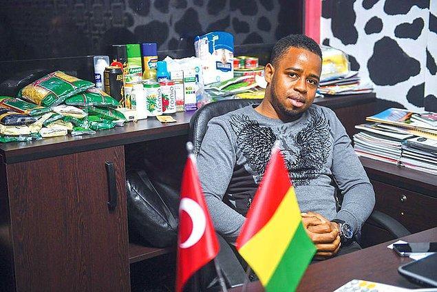 """""""Türkler Afrikalıların sadece 'kötü işler' yapmadığını gördü"""""""