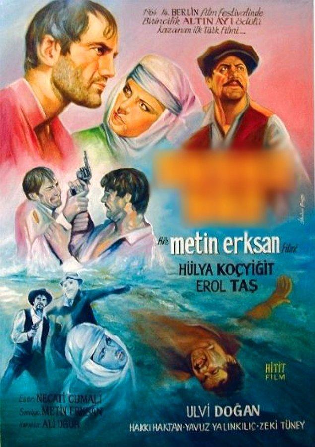 9. Bu afiş hangi filme aittir?