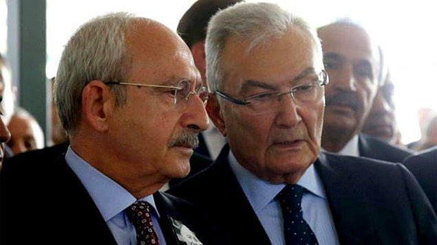 CHP Genel Başkanı Kemal Kılıçdaroğlu İzmir 2. bölge 1. sıradan aday olurken, Deniz Baykal Antalya 1. sıradan aday gösterildi.