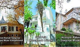 Edebiyat ve Sanat Severler Buraya! İstanbul'da Gezilmesi Gereken 14 Edebiyat Müzesi