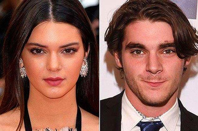 1. Kendall Jenner ve RJ Mitte