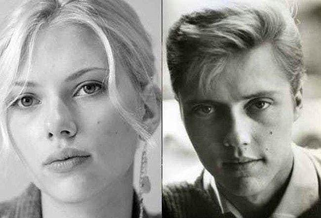 23. Scarlett Johansson ve Christopher Walken