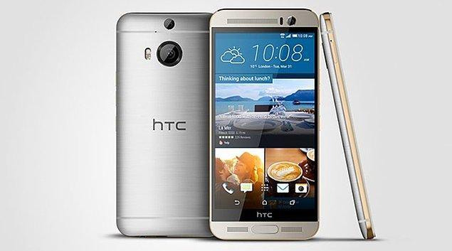 17. HTC One M9 SAR Değerleri