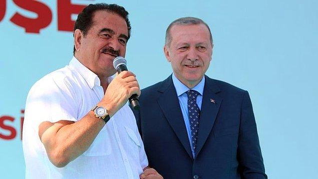 AKP'den aday adaylığı başvurusu yapan İbrahim Tatlıses ve Tanju Çolak da listeye giremedi.