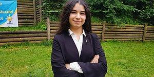 En Genç Milletvekili Adayı Kocaeli'den: Lise Son Sınıf Öğrencisi Elif Nur Bayram