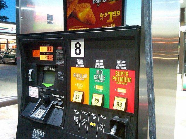 4. Benzin istasyonunda yapılan telefon konuşmalarından kaynaklı yüzlerce patlama yaşanmıştır!