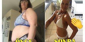 Pes Etmek Yok! Bıçak Altına Yatmadan ve Spor Yapmadan 3 Ayda 31,5 Kilo Veren Ana Reyes'in Hikayesi