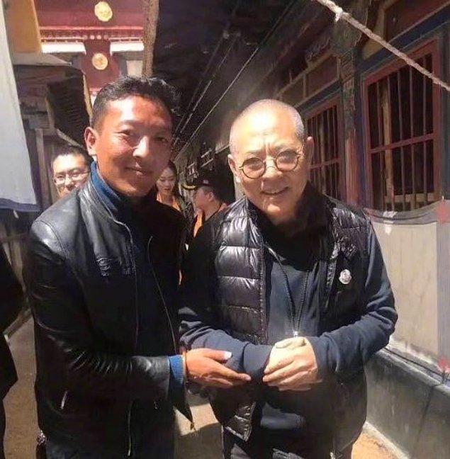 İşte Jet Li'nin son zamanlarda çekilen ve hayranlarını şoka uğratan o fotoğrafı!