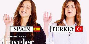70 Farklı Ülkeden İnsanlar Kendi Dillerinde 'Merhaba' ve 'Hoşça Kal' Diyor