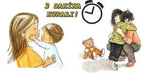 Çocuğunuzla Eksiksiz Bir Güven Duygusu Kurabilmenizi Sağlayan 3 Dakika Kuralını Mutlaka Öğrenmelisiniz!