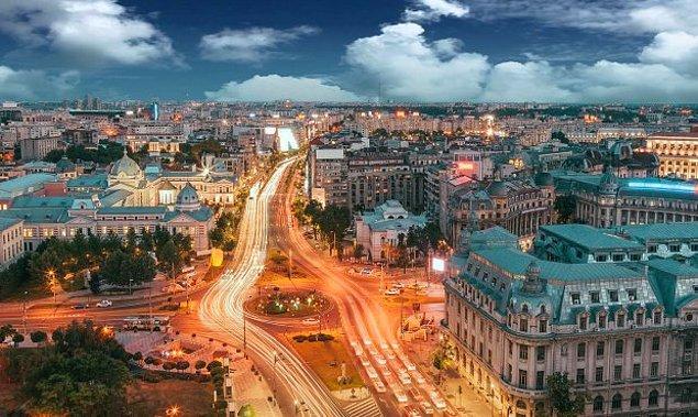 12. Romanya