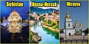 Euro ve Dolar Daha Fazla Yükselmeden Avrupa'da Gezebileceğiniz Nispeten Daha Ucuz 13 Ülke