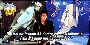 Michael Jackson'ın Smooth Criminal'daki İnanılmaz Hareketinin Sırrı Doktorlar Tarafından Açıklandı!