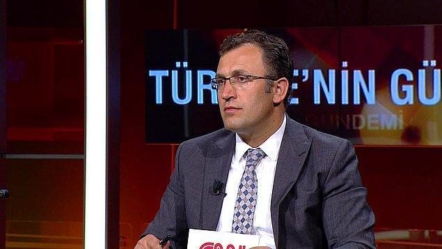 """8. """"Dolar aslında sandığınız gibi yüksek değil."""" sözüyle yüreğimize su serpen hukukçu Mehmet Sarı."""