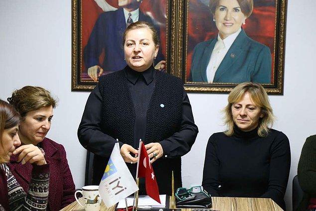 10. Filiz Akyüz - Artvin - İYİ Parti