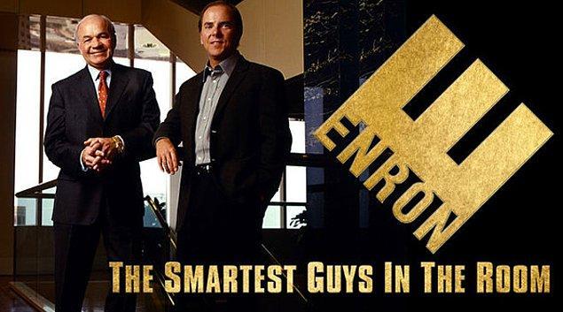 8. Enron: İş Dünyasının Açıkgözleri (Enron: The Smartest Guy In The Room)