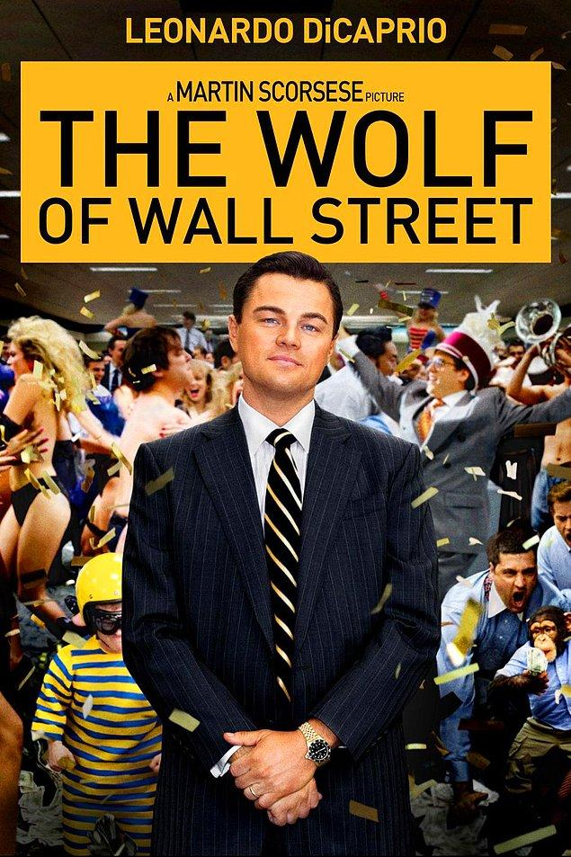 3. Para Avcısı (The Wolf of Wall Street)