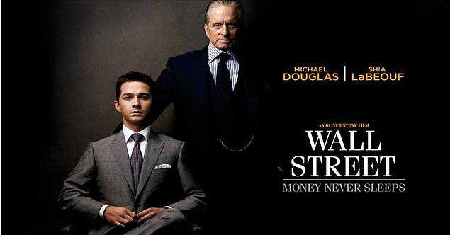 21. Wall Street: Para Asla Uyumaz (Wall Street: Money Never Sleep)