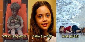 Suriye İç Savaşının En Can Yakıcı Halini Gözler Önüne Seren Çocuklar