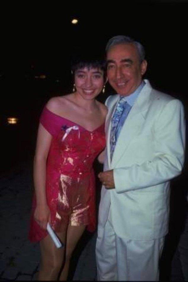 1. Şener Şen ve kızı Bengü Şen