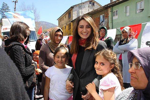 24. Aysu Bankoğlu - Bartın - CHP